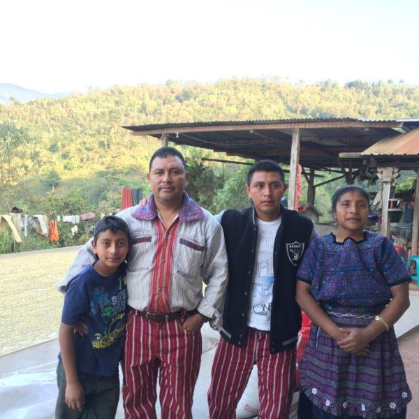 Armando Gomez and Family